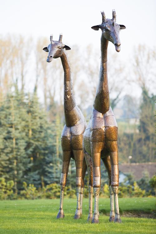 Tier-Skulpturen für Heim und Garten