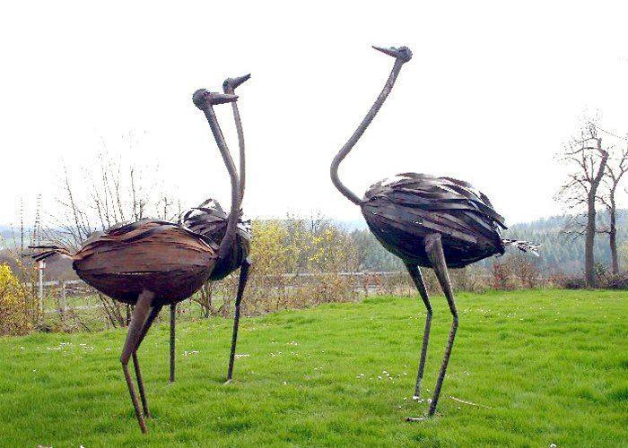 Tier Skulpturen Für Heim Und Garten
